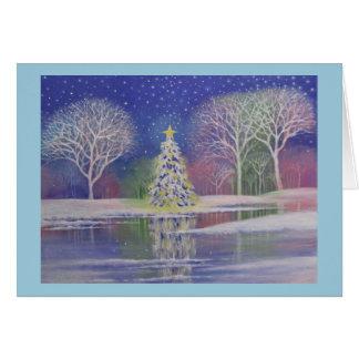 Magical Christmas, Greeting Card