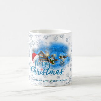 Magical Christmas Village Coffee Mug