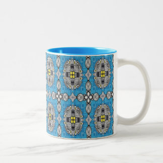Magical Cross Two-Tone Coffee Mug