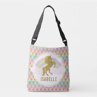 Magical Customizable Rainbow Unicorn Bag