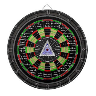 Magical Decision Maker Dartboard