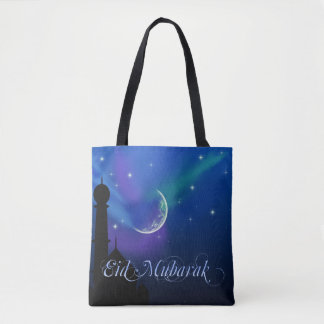 Magical Eid Night - All-Over-Print Tote Bag