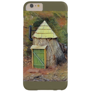 Magical Elf House Barely There iPhone 6 Plus Case
