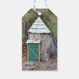 Magical Elf House Gift Tags