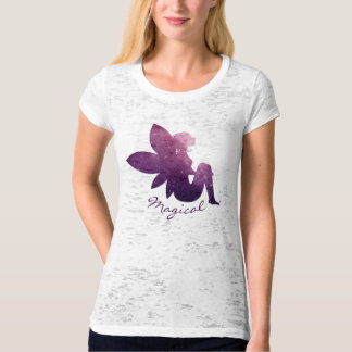 Magical Fairy Dust Cosmic Galaxy Space T-Shirt Top