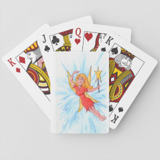Magical Fairy Playing Cards
