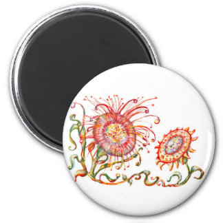 *Magical Flower* Magnet
