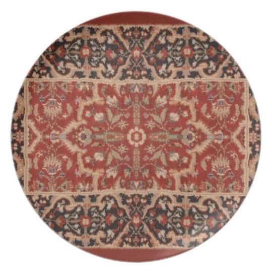 Magical Flying Carpet Plate