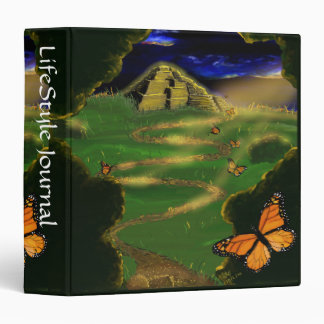 """Magical Forest 1.5"""" Binder"""