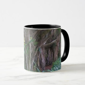 Magical Forest Trees Coffee Mug