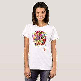 Magical Growling Bear T-Shirt