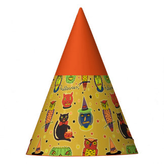 Magical Halloween Party Hat