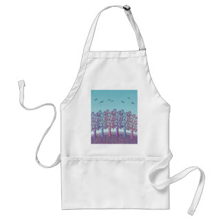 Magical hill standard apron