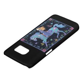 Magical Horse & rider Samsung Galaxy S7 Case