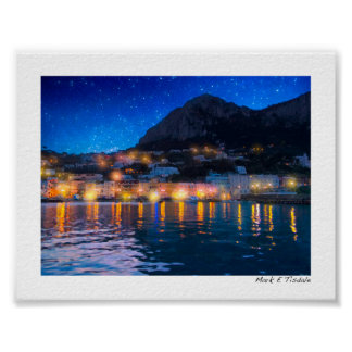 Magical Italian Isle of Capri - Mini Posters
