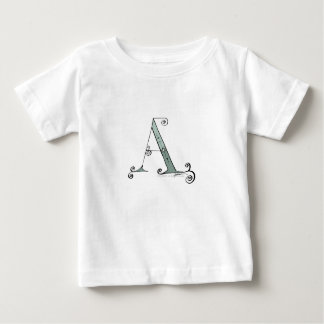 Magical Letter A from tony fernandes design Baby T-Shirt