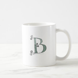 Magical Letter B from tony fernandes design Coffee Mug