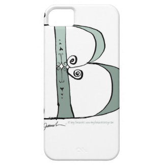 Magical Letter B from tony fernandes design iPhone 5 Case
