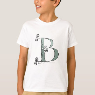 Magical Letter B from tony fernandes design T-Shirt