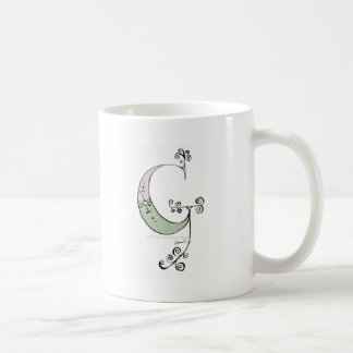 Magical Letter G from tony fernandes design Coffee Mug