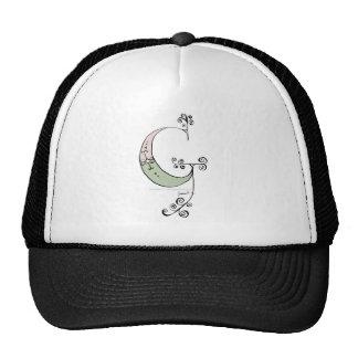 Magical Letter G from tony fernandes design Trucker Hat