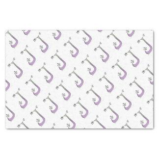 Magical Letter J from tony fernandes design Tissue Paper