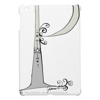 Magical Letter P from tony fernandes design iPad Mini Cover