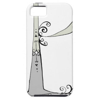 Magical Letter P from tony fernandes design iPhone 5 Case