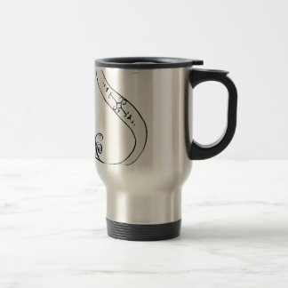Magical Letter S from tony fernandes design Travel Mug