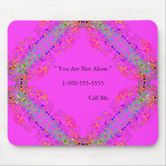 Magical-love-TEMPLATE_Not-Alone-Comfort(c)Phone Mouse Pad