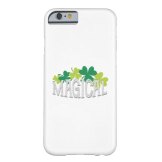 Magical Love Unicorn St Patricks Day Kids Women Barely There iPhone 6 Case