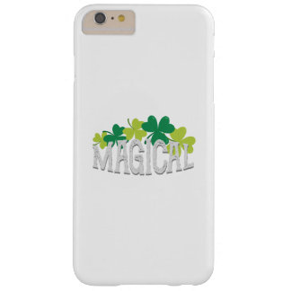 Magical Love Unicorn St Patricks Day Kids Women Barely There iPhone 6 Plus Case