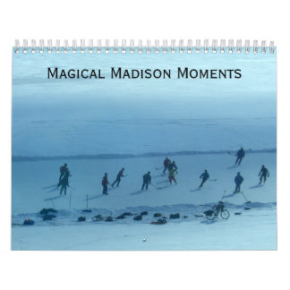 Magical Madison Moments Wall Calendars