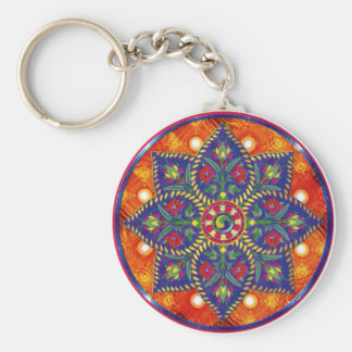 Magical Mandala - Keychain