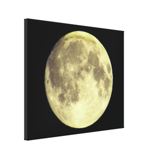 Magical Moon Canvas Print