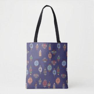 Magical Moroccan Lanterns Bag
