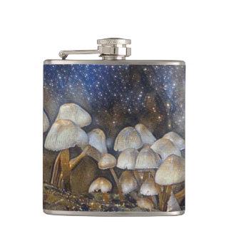 Magical Mushroom Flask