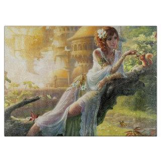 Magical & Mystical Fantasy Cutting Board