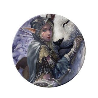 Magical & Mystical Fantasy Plate