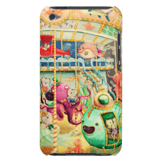 Magical Nautical Carousel Barely There iPod Cover
