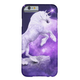 Magical Night Enchanted Unicorn Kingdom Barely There iPhone 6 Case