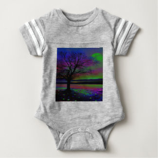 Magical Night Time Baby Bodysuit