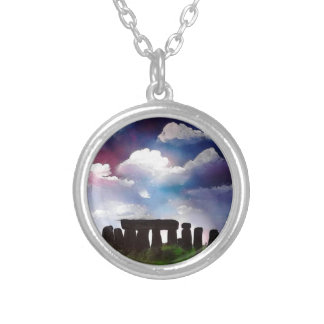 Magical Places Silver Plated Necklace