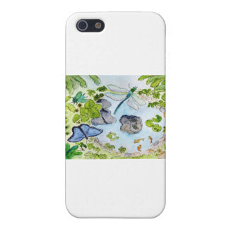 Magical Pond Case For The iPhone 5
