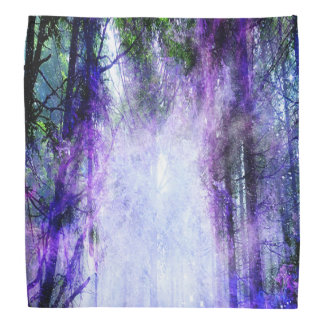 Magical Portal in the Forest Bandannas