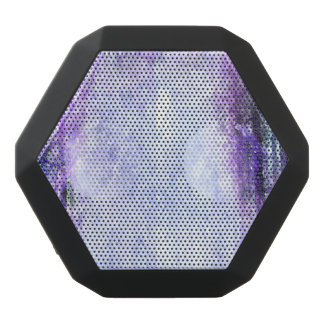 Magical Portal in the Forest Black Bluetooth Speaker