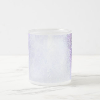 Magical Portal in the Forest Frosted Glass Coffee Mug