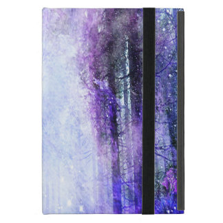 Magical Portal in the Forest iPad Mini Covers