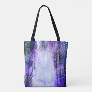 Magical Portal in the Forest Tote Bag