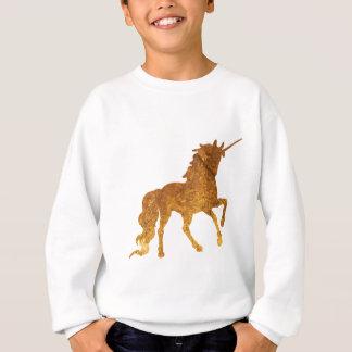 Magical Prancing golden Unicorn various colors Sweatshirt